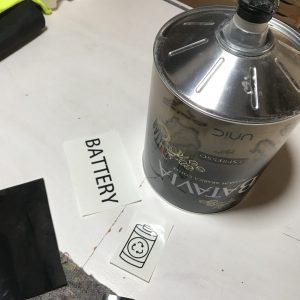 Edu Sentis – Reciclando una lata de cafe – 00002021 One Life Live it00001
