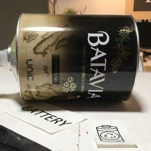 Edu Sentis – Reciclando una lata de cafe – 00002021 One Life Live it00002